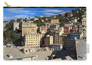 Camogli Village Carry-all Pouch