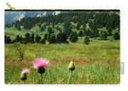 Chautauqua Wildflowers Boulder Carry-all Pouch