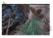 Camp Fire Memories Carry-all Pouch