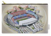 Camp Nou - Barcelona Fc Carry-all Pouch