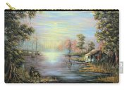 Camp On The Bayou Carry-all Pouch