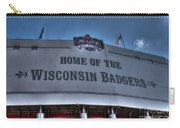 Camp Randall Stadium Carry-all Pouch
