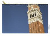 Campanile In Venice Carry-all Pouch