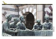 Campari Grave Marker Detail IIi Disciples Last Supper Carry-all Pouch