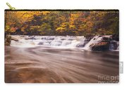 Campbell Falls In Autumn Carry-all Pouch