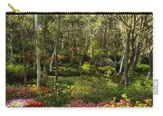 Campbell Rhododendron Gardens 2am 6831-6832 Panorama Carry-all Pouch