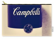 Campbells Soup Carry-all Pouch
