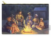 Campfire Stories Carry-all Pouch by Colin Bootman