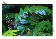 Campground Foliage Carry-all Pouch