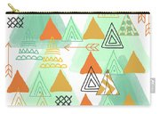 Camping Carry-all Pouch by Linda Woods