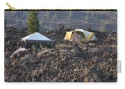 Camping On The Moon Carry-all Pouch
