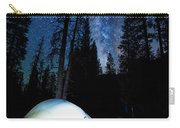 Camping Under The Stars Carry-all Pouch