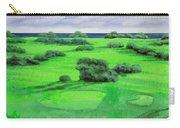 Campo Da Golf Carry-all Pouch