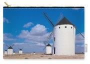 Campo De Criptana La Mancha Spain Carry-all Pouch