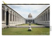 Camposanto  Cathedral Pisa Carry-all Pouch