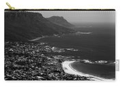 Camps Bay Cape Town Carry-all Pouch by Aidan Moran