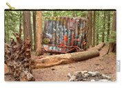 Campsite Near A Train Wreck Carry-all Pouch