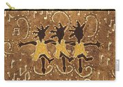 Can Can Dancers Carry-all Pouch