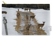 Can Deer Read Carry-all Pouch