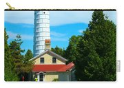 Cana Island Wi Lighthouse Carry-all Pouch