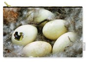 Canada Goose Eggs Carry-all Pouch