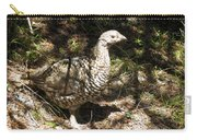 Canada Grouse Carry-all Pouch