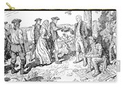 Canada: Loyalists, 1784 Carry-all Pouch