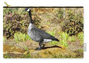 Canadaian Goose Carry-all Pouch