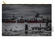 Canadian And United States Icebreakers Carry-all Pouch