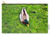 Canadian Duck Carry-all Pouch