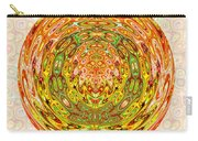 Canadian Fall Colors Conversion Into Chakra Wheel Deco Enery Mandala Carry-all Pouch