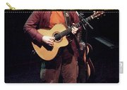 Canadian Folk Rocker Bruce Cockburn In 2002 Carry-all Pouch