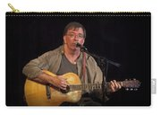 Canadian Folk Singer James Keeglahan Carry-all Pouch