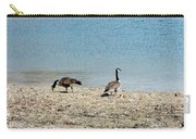 Canadian Geese 2 Carry-all Pouch