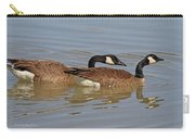 Canadian Geese Mates Carry-all Pouch