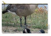 Canadian Geese Carry-all Pouch