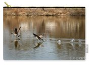 Canadian Geese Takeoff Carry-all Pouch