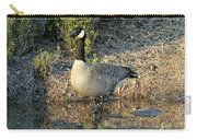 Canadian Goose Reflection Carry-all Pouch