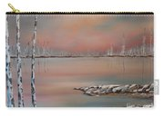 Canadian Northern Reflections Carry-all Pouch by Beverly Livingstone