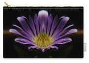 Canadian Purple Wildflower Carry-all Pouch