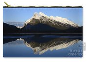 Canadian Rockies Mount Rundle 1 Carry-all Pouch