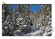 Canadian Winter Wonderland.. Carry-all Pouch