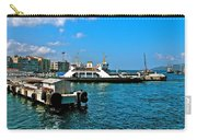 Canakkale Ferry Dock-turkey Carry-all Pouch