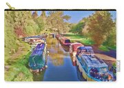 Canal Barges Carry-all Pouch