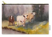 Canal Cows Carry-all Pouch