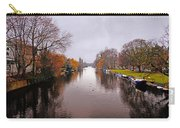 Canal Of Amsterdam Carry-all Pouch