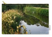 Canal Reflections Carry-all Pouch