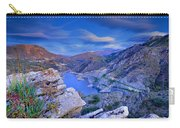 Canales Lake Carry-all Pouch