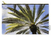Canary Island Date Palm Carry-all Pouch