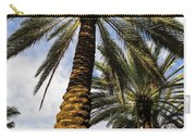 Canary Island Date Palms				 Carry-all Pouch